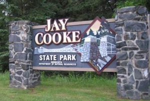 Click on image to be directed to Jay Cooke State Park website