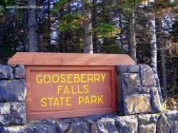 Gooseberry Falls State Park, Two Harbors